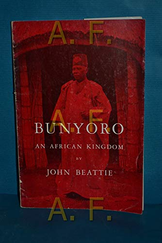 9780030047855: Bunyoro: An African Kingdom (Case Studies in Cultural Anthropology)