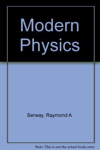 9780030048449: Modern Physics