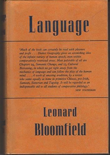 9780030048852: Language