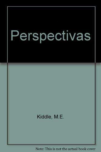 9780030049828: Perspectivas (English and Spanish Edition)