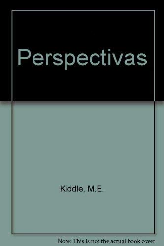 9780030049828: Perspectivas (English and Spanish Edition)