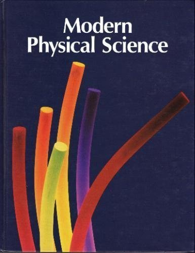 9780030050527: Modern Physical Science
