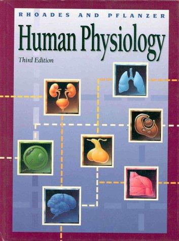 9780030051593: Human Physiology