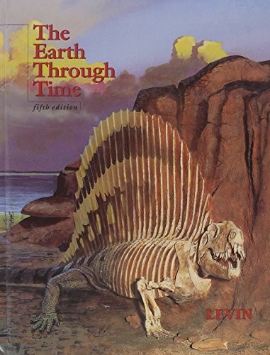 9780030051678: The Earth Through Time (Saunders golden sunburst series)