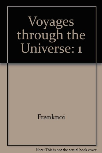 9780030052033: Voyages through the Universe: 1
