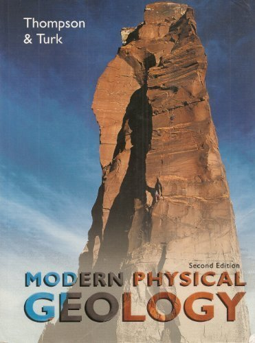 9780030052224: Modern Physical Geology