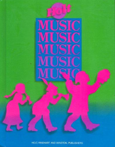 9780030052682: Holt Music (Grade 2)