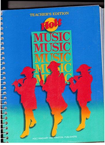 9780030053030: Holt Music Grade 5
