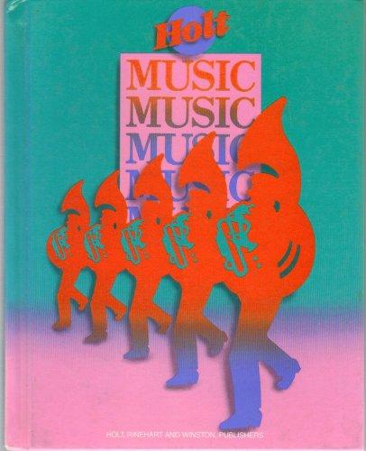 9780030053092: Holt Music (Grade 6)