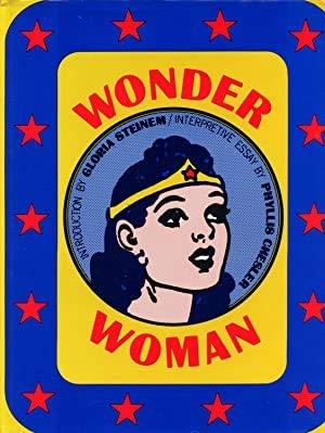 Wonder Woman: Gloria Steinem