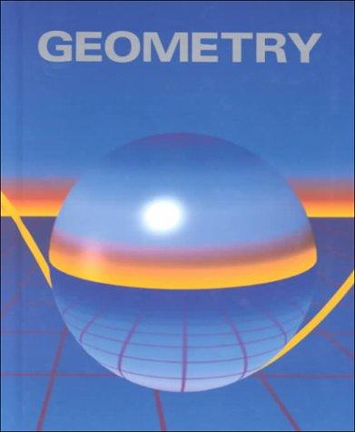 9780030054075: Geometry