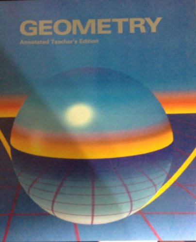 Geometry 1991: Nichols
