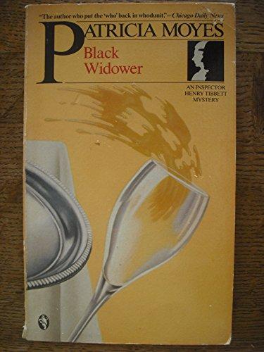 9780030056093: Black Widower (Inspector Henry Tibbett)