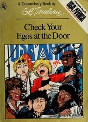 9780030056277: Check Your Egos at the Door (A Doonesbury Book)