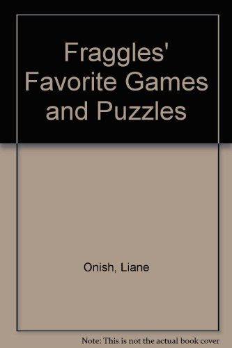 9780030056345: Fraggles' Favorite Games and Puzzles