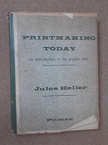 9780030057151: Printmaking Today; an Introduction to the Graphic Arts. -