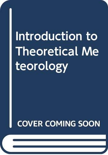 Introduction to Theoretical Meteorology: Hess Sl