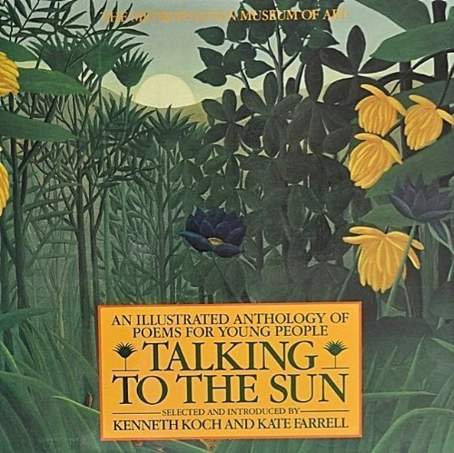 9780030058493: Talking to the Sun: An Illustrated Anthology of Poems for Young People