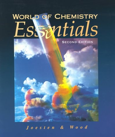 9780030058882: World of Chemistry Essentials
