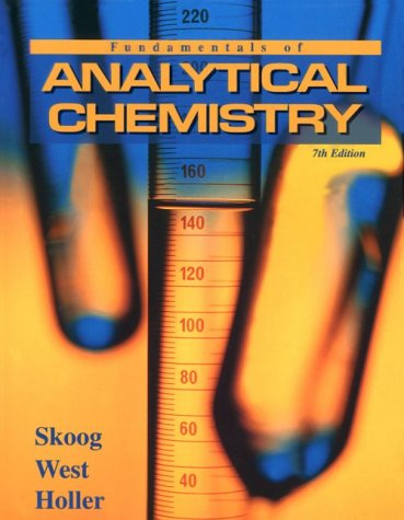 9780030059384: Fundamentals of Analytical Chemistry