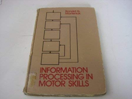 9780030060915: Information Processing in Motor Skills