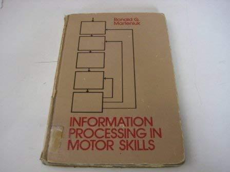 9780030060915: Information Processing in Motor Skills