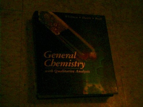 9780030062223: General Chemistry
