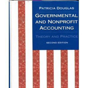 9780030066399: Government & Nonprofit Accounting (Dryden Press Series in Accounting)