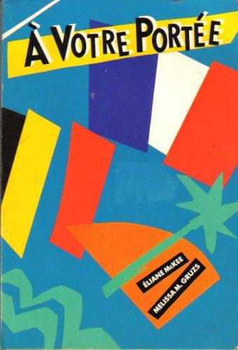 9780030066436: À Votre Portée (English and French Edition)