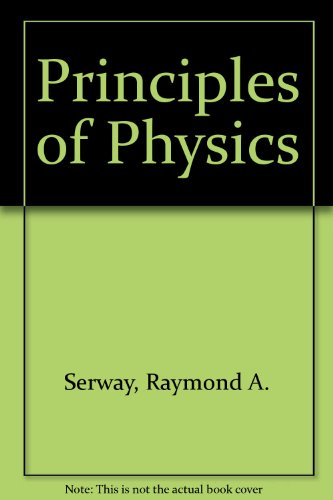 9780030068386: Principles of Physics