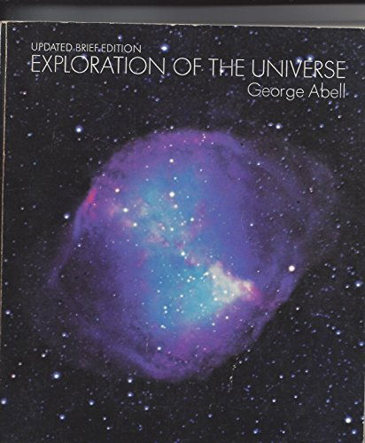9780030069468: Exploration of the Universe