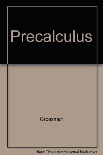 9780030071225: Precalculus