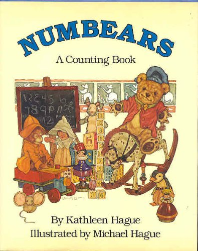 9780030071942: Numbears: A Counting Book