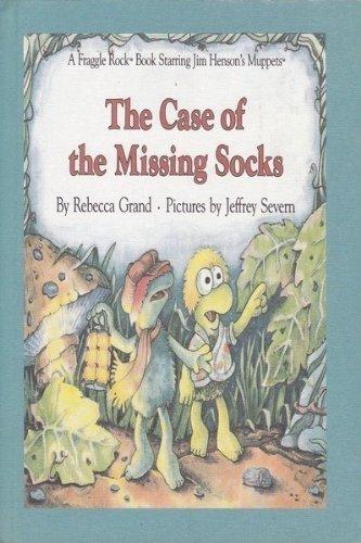 The Case of the Missing Socks: Grand, Rebecca