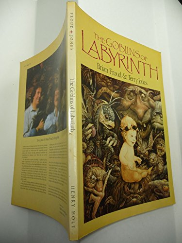 The Goblins of Labyrinth: Terry Jones