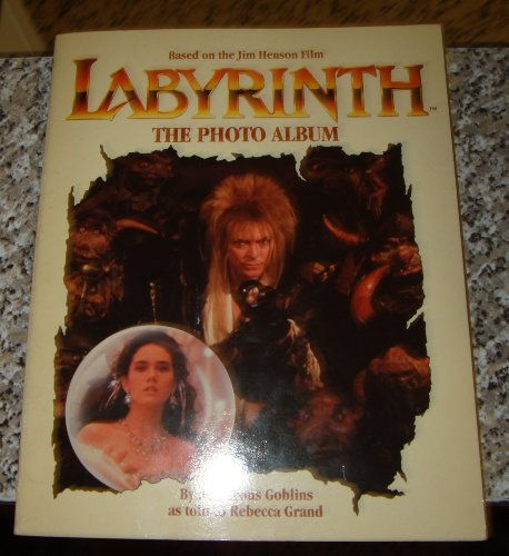 9780030073236: Labyrinth: The Photo Album