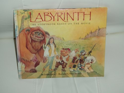 9780030073243: Labyrinth: The Storybook Based on the Movie