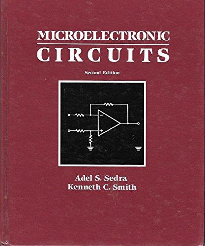 9780030073281: Microelectronic Circuits