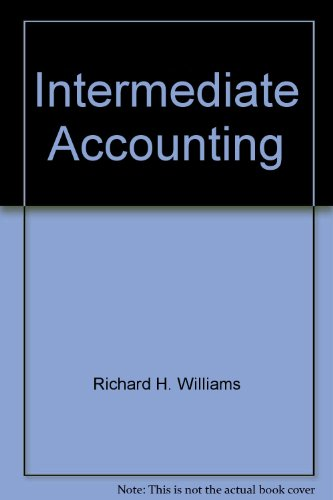 9780030073847: Intermediate Accounting