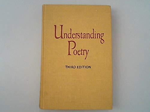 9780030074950: Understanding Poetry