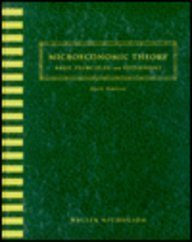 Microeconomic Theory: Basic Principles and Extensions (The: Walter Nicholson