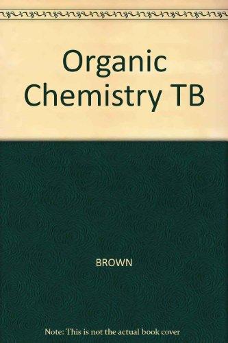 9780030075780: Organic Chemistry TB