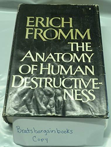 9780030075964: Anatomy of Human Destructiveness