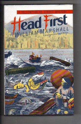 9780030080340: Head first (A Yellowthread Street mystery)