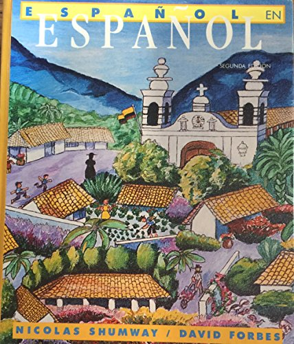 9780030080982: Espanol en Espanol (Spanish Edition)