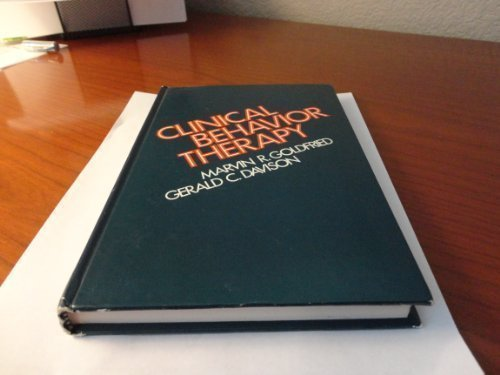 9780030081514: Clinical Behavior Therapy