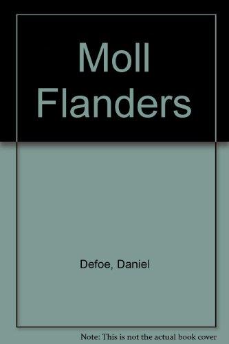 9780030082405: Moll Flanders