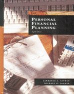 9780030084577: Personal Financial Planning (The Dryden Press series in finance)