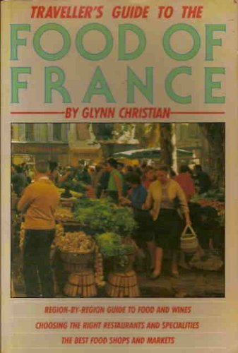 9780030085291: A Traveller's Guide to the Food of France