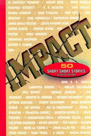Holt Short Stories: Student Edition Impact 1996: HOLT, RINEHART AND